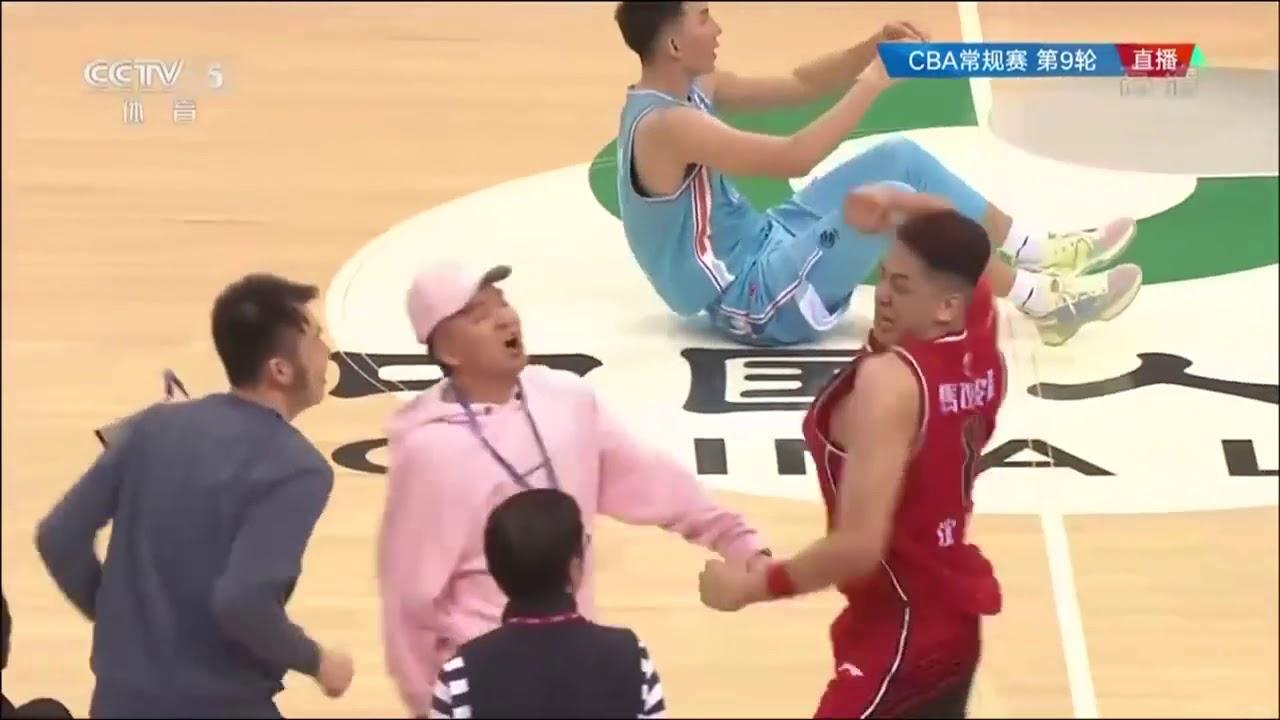 【cba】深圳绝杀!央视咆哮解说!