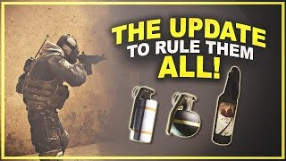 CS:GO - The one update to rule them all!
