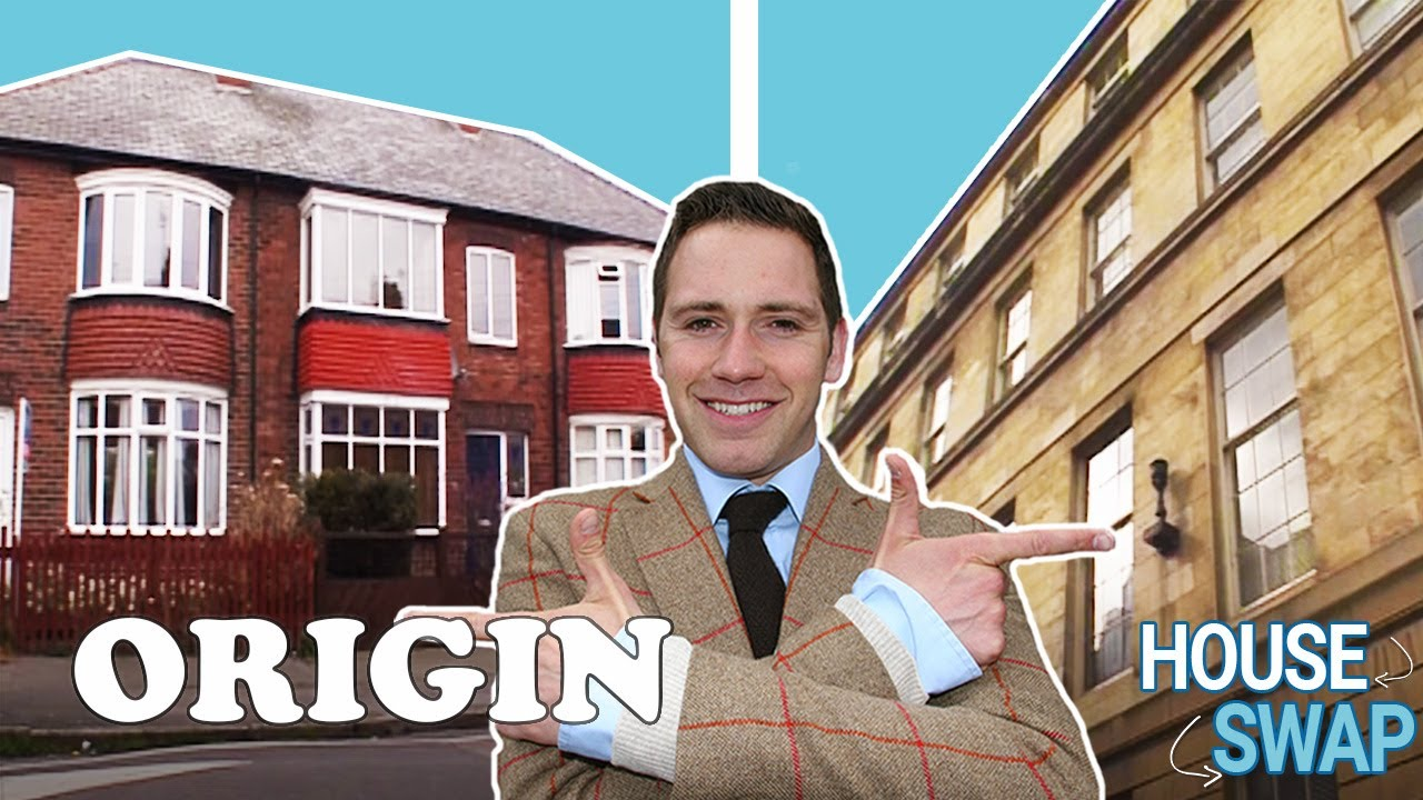 Can We Swap Our Council House For Your Manor House? | House Swap | Episode 8 | Origin