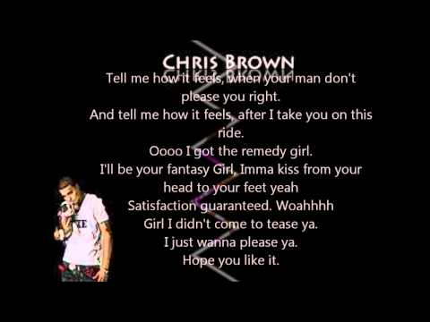 Keri Hilson ft. Chris Brown-One Night Stand (Lyrics)