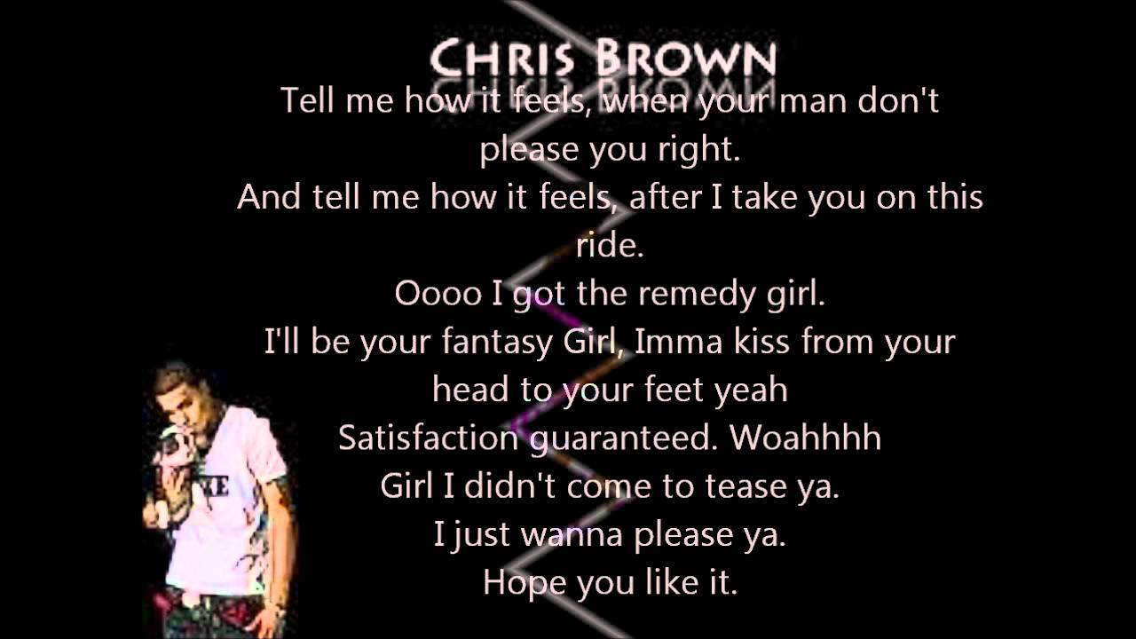 Chris Brown & Tyga – Lights Out Lyrics | Genius Lyrics