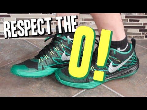 Nike Lunar TR1 NRG Respect the O ON FEET!