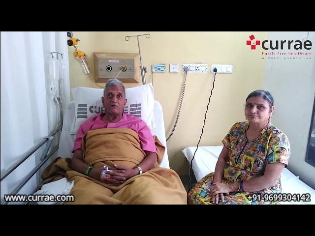 Pt. Ravindra Mahajan | Knee Replacement | Dr. Shailendra Patil | Currae Hospitals