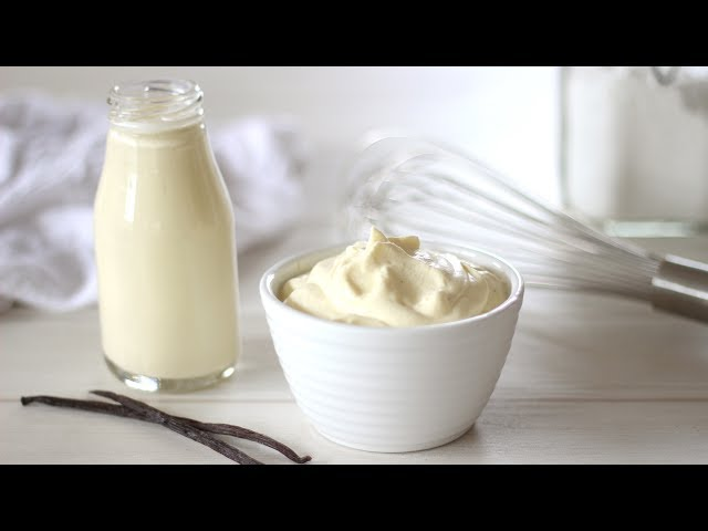 How to Make Whipped Cream + How to Fix Over Whipped Cream