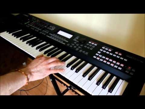 RMB - Spring - Remix on Yamaha moXF6 by Piotr Zylbert (HD)