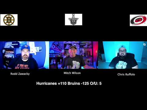 Boston Bruins vs Carolina Hurricanes 8/17/20 NHL Pick and Prediction Stanley Cup Playoffs