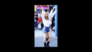 2018.04.29 댄스팀 유에이(U.A): 에이치원 - Heart Shaker #홍대앞 걷고싶은거리 버스킹#