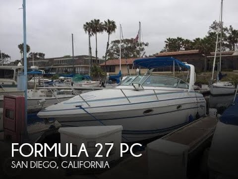 Used 1996 Formula 27 PC for sale in San Diego, California