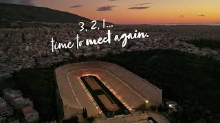 3.2.1...time to meet again. Love, Athens.