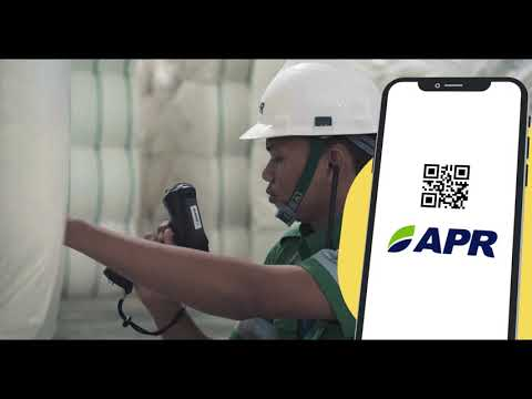 Asia Pacific Rayon (APR)'s Follow Our Fibre Traceability Platform via Blockchain
