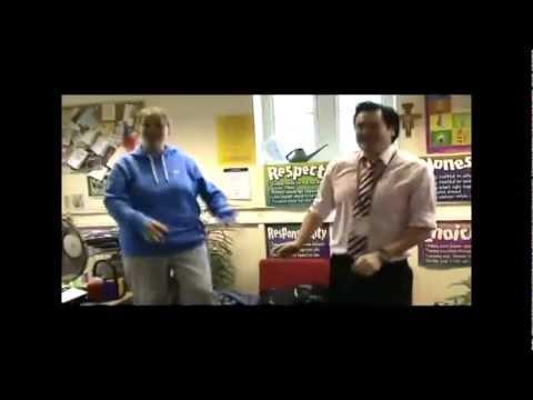 cardinal newman 2012 end of year video! teachers dancing :)