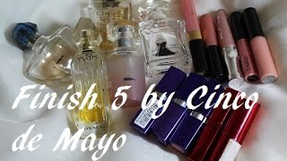 Finish 5 By Cinco de Mayo | ThatGallowayGirl Thumbnail