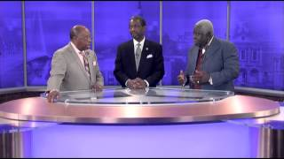 Bounce Discussion: Dr. Glover and Rev. Norvel Goff