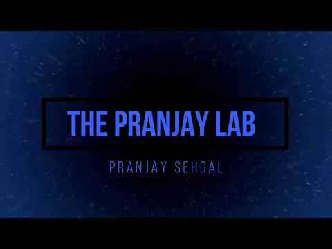 MY HTML CODINGS || THE PRANJAY LAB