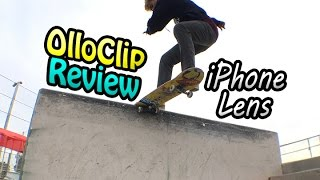 OlloClip Phone Lens Testing/Review