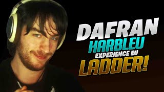 Dafran & Harbleu Experience EU Ladder Together! - Overwatch