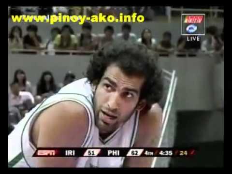 Smart Gilas Pilipinas vs Iran Jones Cup 2011 Part 4