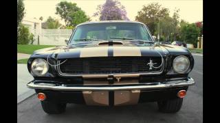 1966 Mustang Hertz Shelby GT350H (tribute) For Sale By Owner Test Drive & Photos!