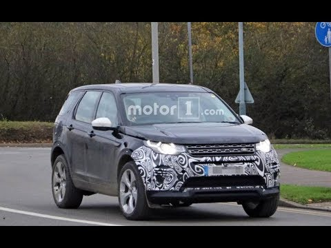 Next Gen Land Rover Discovery Sport Spotted Testing For The First Time