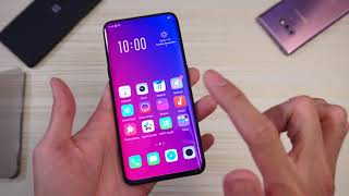 Oppo Find X - Unboxing!