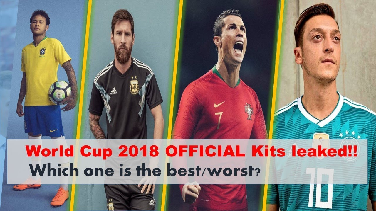 02f45de9d6b Fifa World Cup 2018 Jerseys all Team (Nike   Adidas).Which one is the best   Football Fiesta