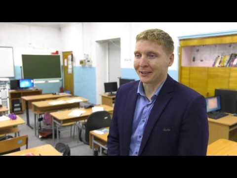 Лучший учитель 2018. Евгений Альбрант - Абакан 24