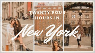 24 HRS IN NYC | gossip girl inspired
