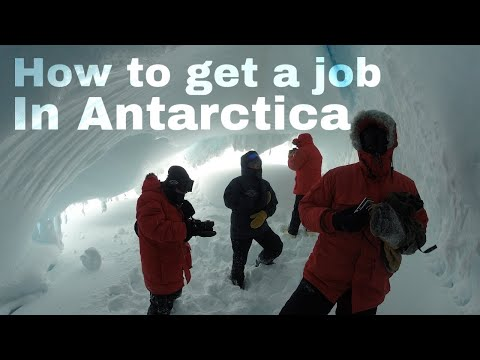 How to Get a Job in Antarctica