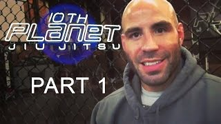 UFC fighter Ben Saunders' Training camp at 10th Planet HQ - Part 1