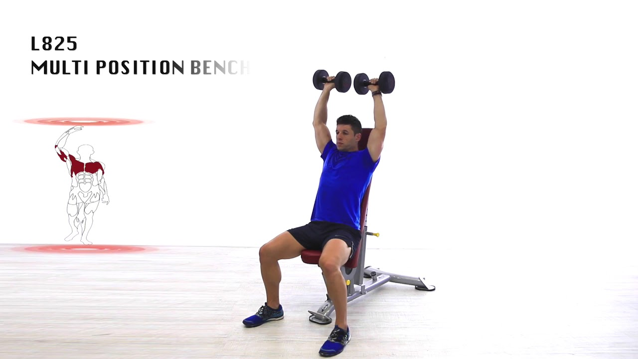 Multi Position Bench Bh Youtube