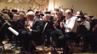 "CMSA 2016 in PHILADELPHIA-USA  ""BENVENUTO CONCERT OVERTURE"" by Composer JOHAN B. KOK"