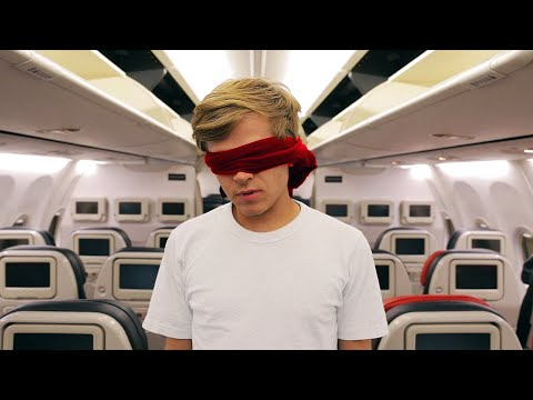 I Flew To A Random Country Blindfolded