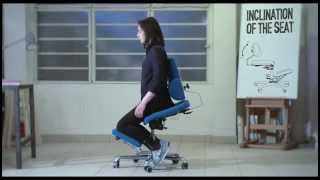 Komfort Chair - Back and Spine ergonomic chairs