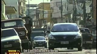 Alterosa em Alerta na estrada: História e força da agropecuária em Conceição do Rio Verde