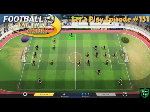 Clear Skies-Let's Play Football Tactics & Glory Ep. 151  