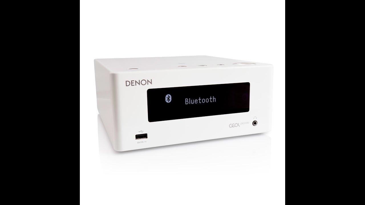 Denon DRA-N4 Black