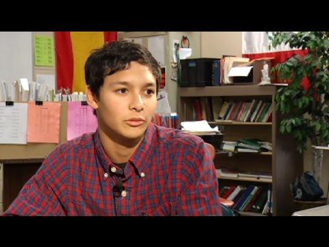 Standout Student Mason Hallada, West Lutheran High school