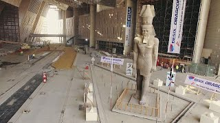 Un progetto giapponese per conservare i tesori dell'Egitto