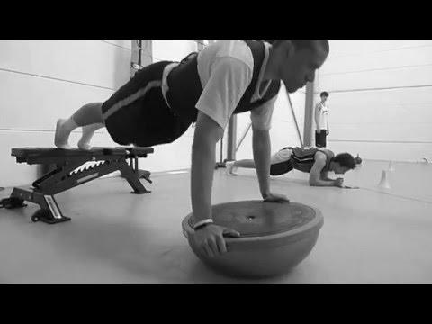 Basketball Training Compilation Elite Athletes Facility 2012