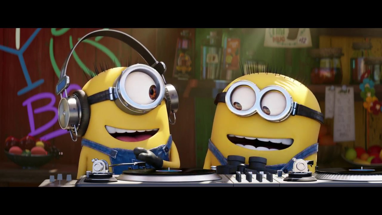 Despicable Me 3 -  - Youtube-7270