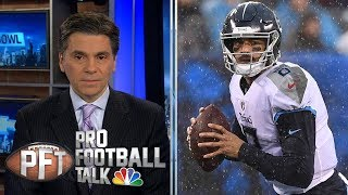 Will Marcus Mariota play in crucial SNF tilt v. Colts? | Pro Football Talk | NBC Sports