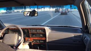 A Ride in the 1990 Plymouth Acclaim