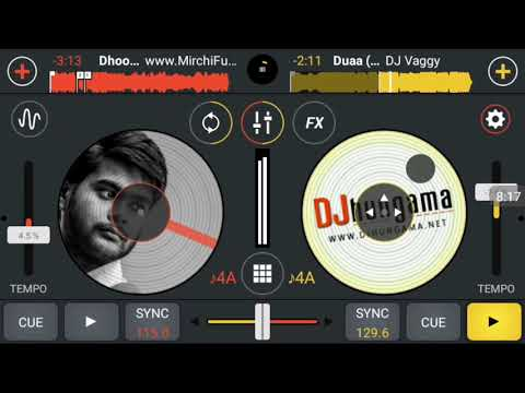 BOLLYWOOD BOUNCE MIX ON CROSS DJ(WITH SONGS DOWNLOAD LINKS)
