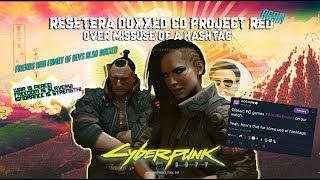 cyberpunk-2077 devs doxed & harassed again over a hashtag