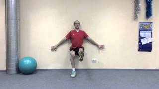 Как убрать хруст и улучшить подвижность в коленном суставе(В этом видео я вам предоставляю полный комплекс упражнений для коленных суставов. Эти упражнения идеально..., 2016-03-21T13:05:57.000Z)