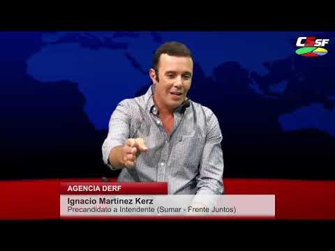 Martínez Kerz: El intendente debe estar al frente de todos los problemas de la ciudad