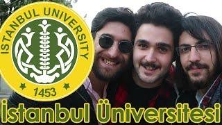 İstanbul Üniversitesi Hayalinizdeki Meslek? - Merkez Kampüs