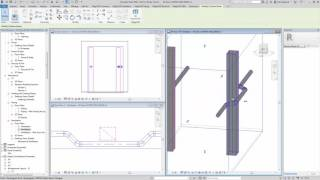 MagiCAD 2018 for Revit top new feature - New routing tool for horizontal crossings