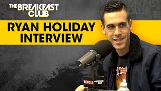 """Author Ryan Holiday Talks About Why """"Stillness Is The Key"""" In His New Book"""