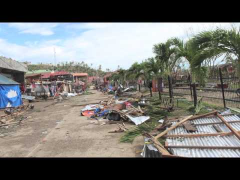 Remembering Super Typhoon Yolanda (Tabango)